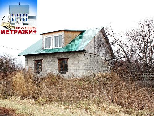 Новый дом в дер. Кокшарова Камышловского р-на