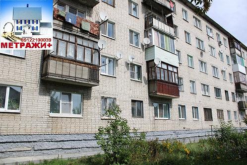 2-к. квартира в Камышлове, ул. Молодогвардейская, 8