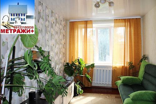 3-к. квартира в Камышлове, ул. Строителей, 18