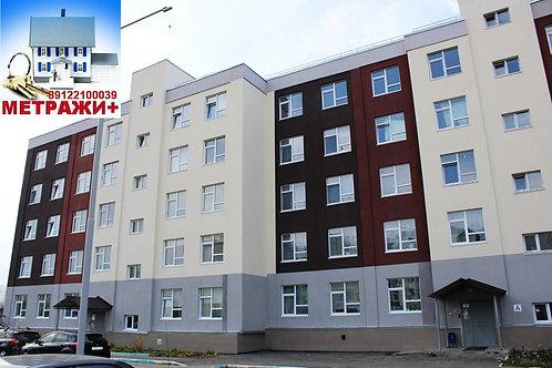 2-к. квартира в Камышлове, ул. Олимпийская, 1 (м-н Солнечный)