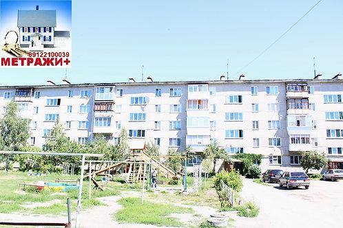 3-к. квартира в Камышлове, ул. Куйбышева, 8