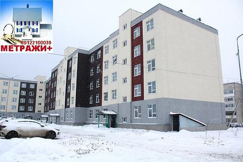 2-к. квартира в Камышлове, ул. Карловарская, 1