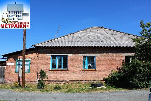 Часть  дома в Камышлове, ул. Новая