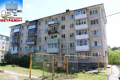 3-к. квартира в Камышлове, ул. Боровая, 5