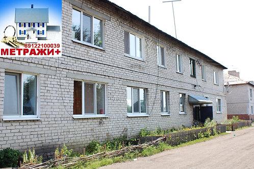 2-к. квартира в Камышлове, ул. Красных Партизан, 54