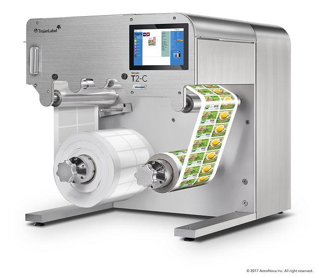TROJAN T2-C Masaüstü Dijital Baskı Makinesi