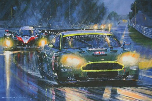 Historic Victory for Aston Martin 2007