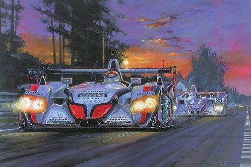 Le Mans 2004 - Audi R8