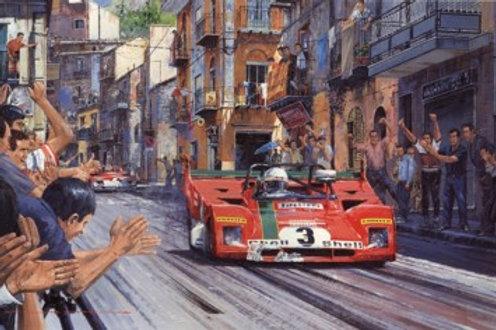 Targa Florio 1972 - Ferrari 312PB