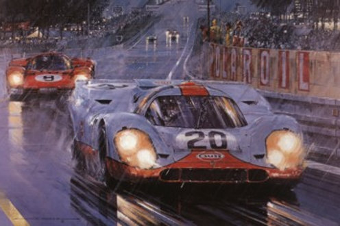 The Power and Glory - Le Mans 1970