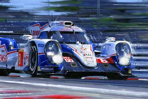 Toyota - World Champions 2014