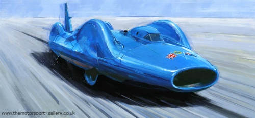NW165 Bluebird-Record Breaker