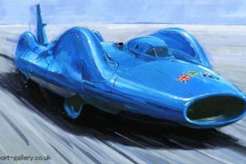 Bluebird - Record Breaker