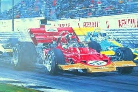 First Win - Watkins Glen G.P. 1970