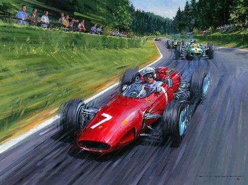 John Surtees - World Champion 1964