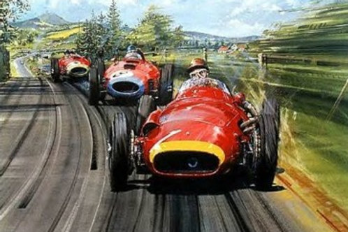 Fangio  - The Maestro