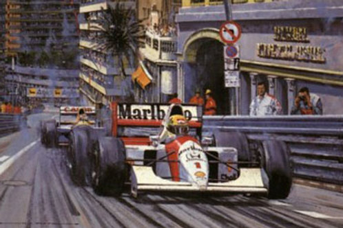Monaco Maestro - Monaco G.P. 1992