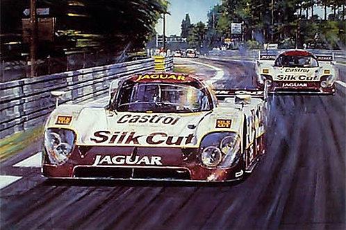 Le Mans 1990 - Jaguar XJR12