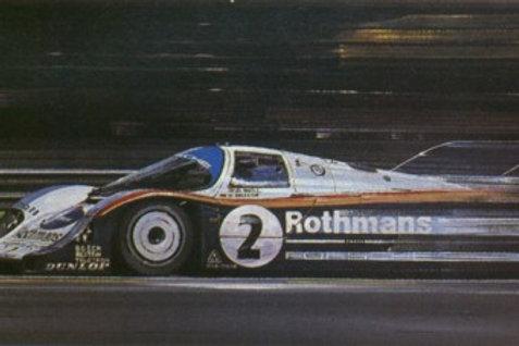 Winners - Porsche 956