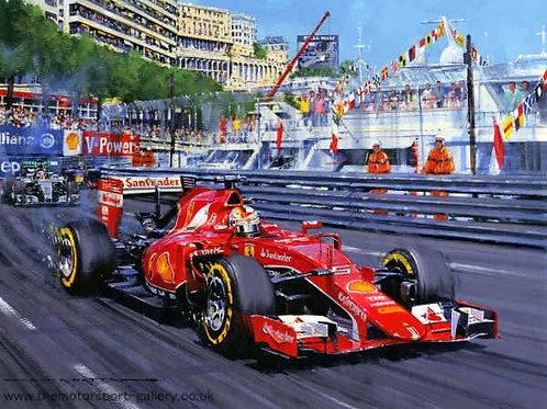 Streetfighter - Monaco GP 2015