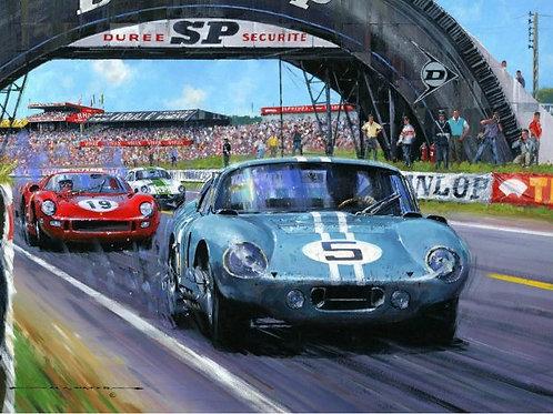 Spirit of America - Le Mans 1964