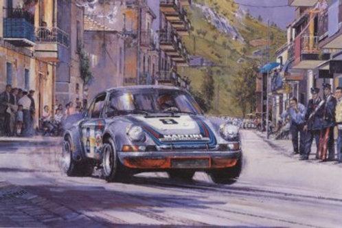 The Final Targa - Porsche 911 RSR 1973