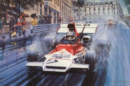 BRM - The Final Grand Prix Victory - Monaco 1972