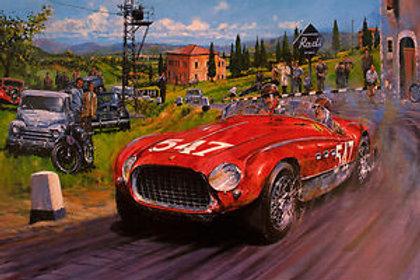 Mille Miglia 1953 - Ferrari 340MM