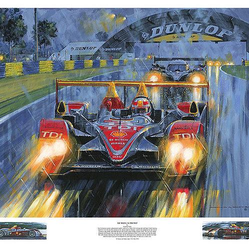 Le Mans 2008 - Audi R10
