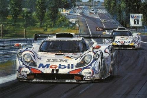 Le Mans 1998 - Porsche 911 GT1 98