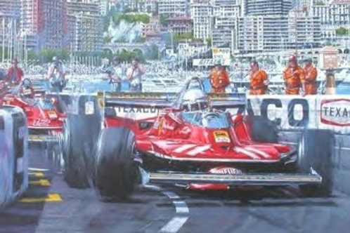Jody Scheckter - World Champion 1979