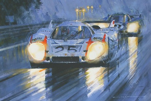 The Longest Night - Le Mans 1970