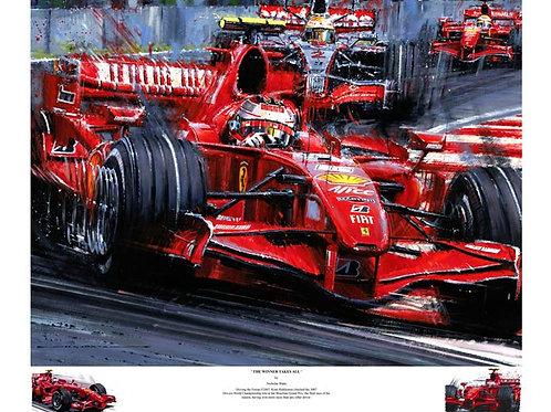 Winner Takes All - Brazil Grand Prix 2007