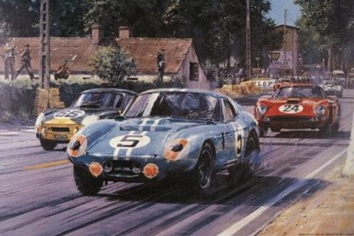 The Cobra Strikes - Le Mans 1964