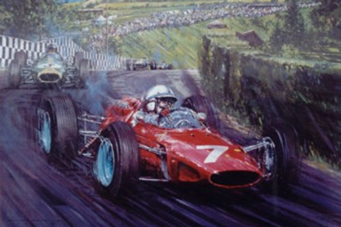 John Surtees - World Champion 1964