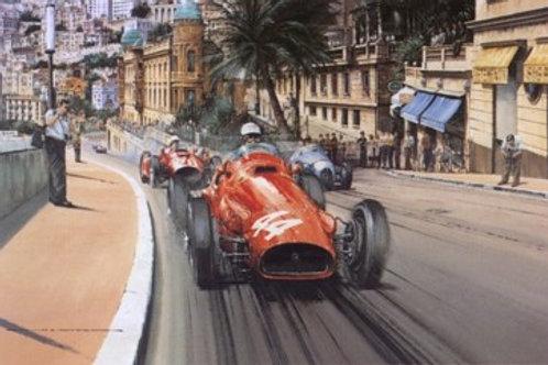 Against the Odds - Monaco G.P. 1955