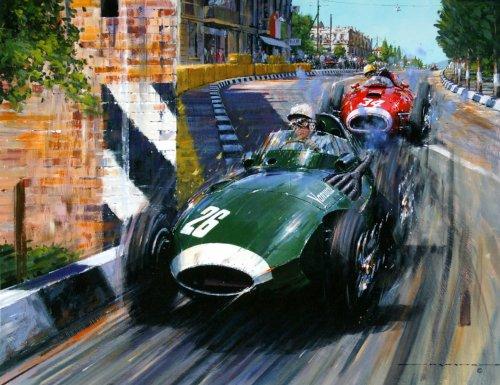 Nicholas Watts Last Great Road Race
