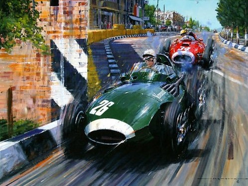 Grand Prix of Pescara - 1957
