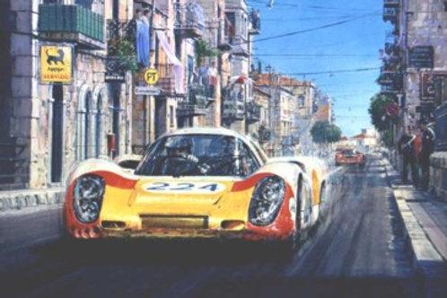 Targa Florio 1968 - Porsche 907