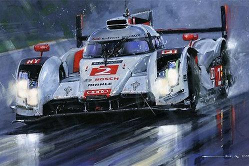 Le Mans 2014 - Victory for Audi