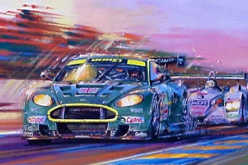 Sunset Serenade - Le Mans 2005