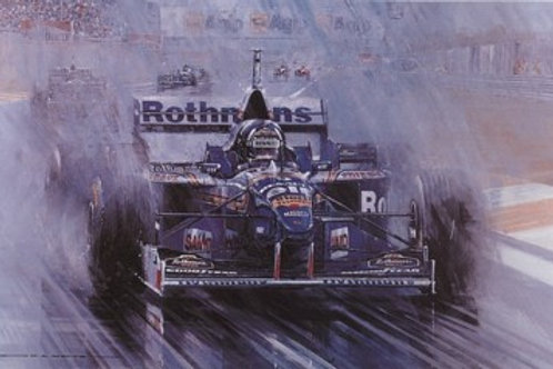 The Making of a Champion - Damon Hill
