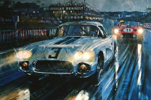 American Thunder - Le Mans 1960 Corvette