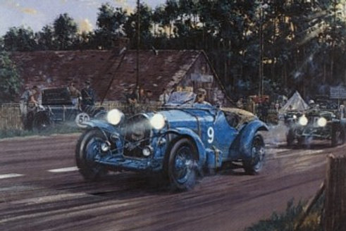 Spirit of Le Mans 1934