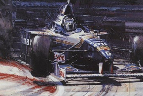 Out of the Shadows - Damon Hill