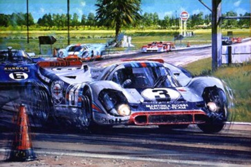 The 12 Hours of Sebring - 1971