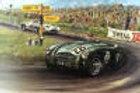 Austin Healey Sebring 100 - Dundrod TT 1955