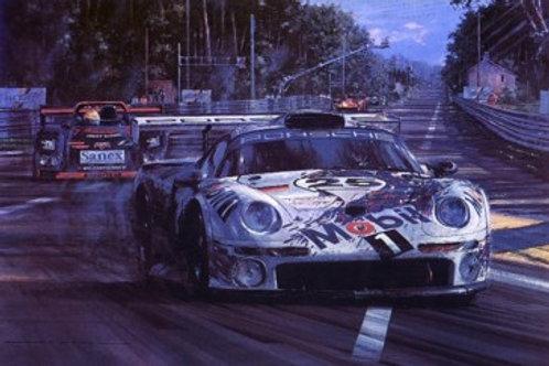 Le Mans 1996 - Porsche 911 GT1