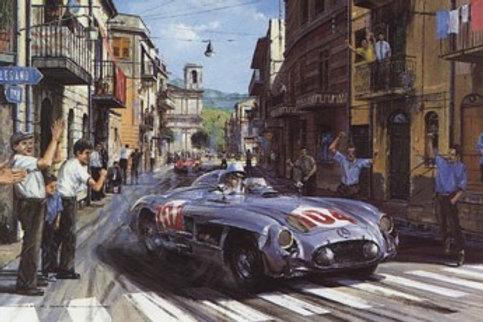 Sicilian Magic - Targa Florio 1955