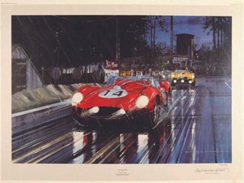 Le Mans 1958 - Ferrari 250TR